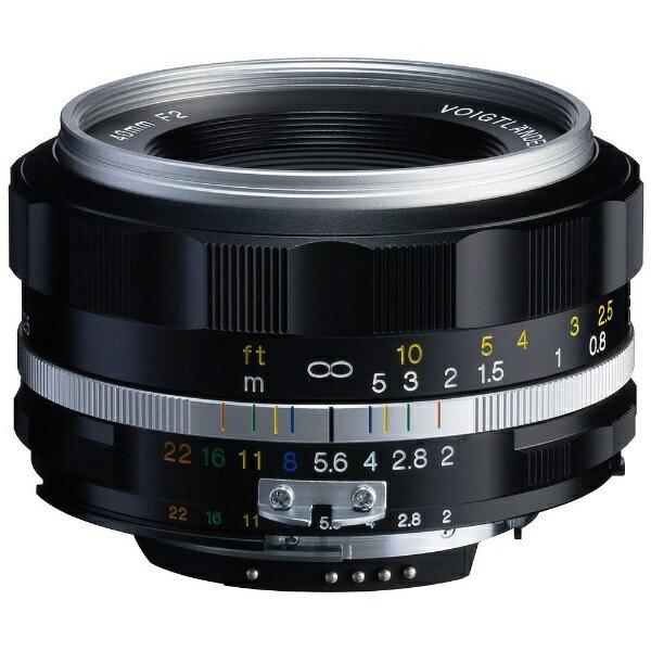 カメラ・ビデオカメラ・光学機器, カメラ用交換レンズ  Voigtlander 40mm F2 SL II CPUAi-s ULTRON F ULTRON40F2SL2S