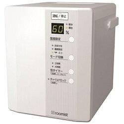 【2017年09月上旬発売】【送料無料】三菱重工スチーム式加湿器「roomist」(〜10畳)SHE35PD-W