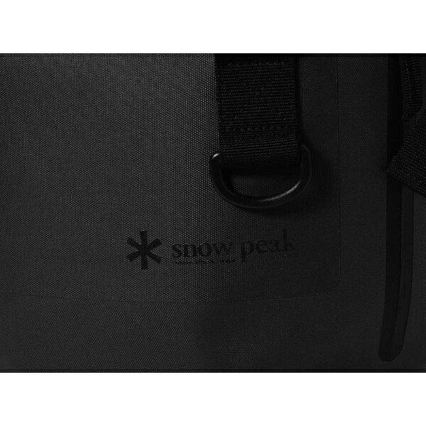 スノーピーク ドライトートバッグ (Mサイズ/ブラック) UG-420BK