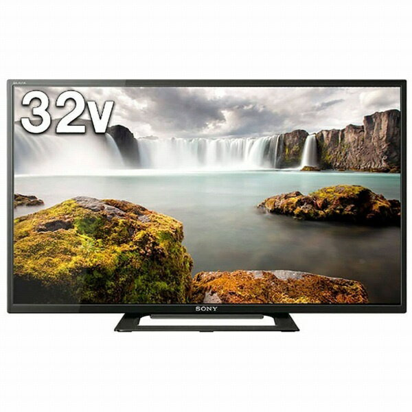 ソニーSONY32インチ2K液晶テレビBRAVIA(ブラビア)ブラックKJ-32W500E 32V型/ハイビジョン  テレビ32