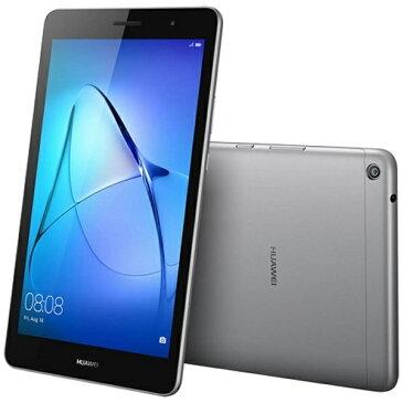 HUAWEI ファーウェイ KOB-W09 Androidタブレット MediaPad T3 8 スペースグレー [8型 /ストレージ:16GB /Wi-Fiモデル][KOBW09]