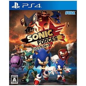 【2017年11月09日発売】 【送料無料】 セガゲームス ソニックフォース【PS4ゲームソフ…