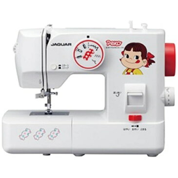 【送料無料】 ジャガー 電子ミシン ペコちゃん FP-06