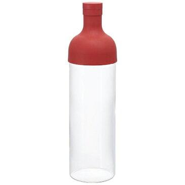 ハリオ フィルターインボトル FIB-75-R レッド