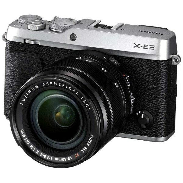 デジタル一眼レフカメラ「FUJIFILM X-E3」