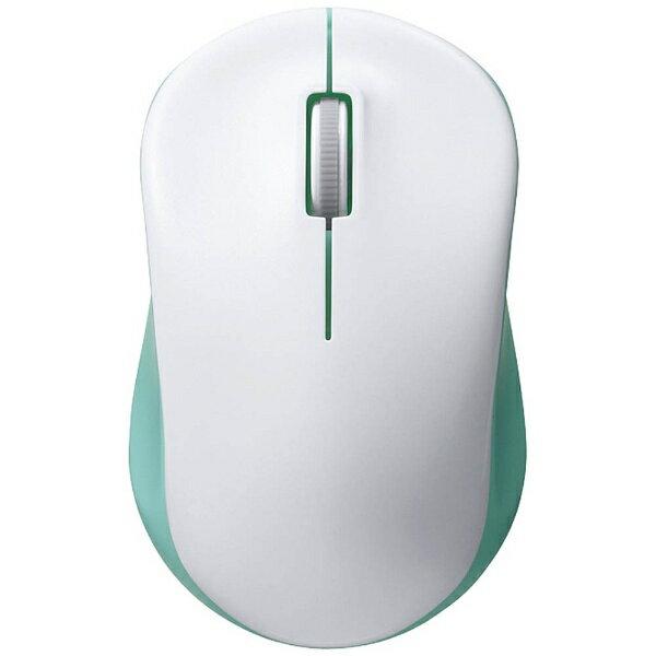 BUFFALOバッファローマウスグリーンBSMRW118GR[IRLED/無線(ワイヤレス)/3ボタン/USB][BSMRW118GR]
