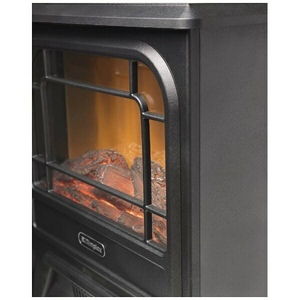 DIMPLEXディンプレックスMCS12JDIMPLEX電気暖炉/MCS12JOptiflameMicroStove(オプティフレームマイクロストーブ)ブラック[MCS12J]