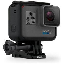GOPRO 4Kウェアラブルカメラ HERO6 CHDHX-601-FW