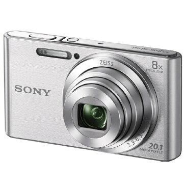 【送料無料】 ソニー コンパクトデジタルカメラ Cyber-shot(サイバーショット) DSC-W830(シルバー)[DSCW830]