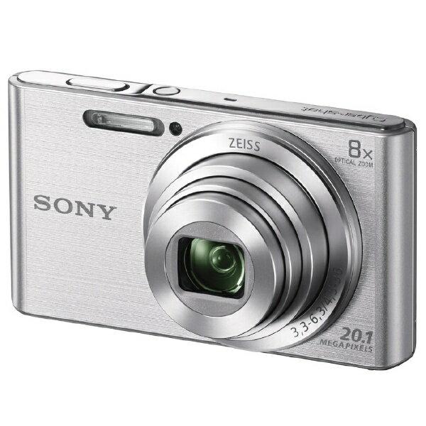 ソニー SONY DSC-W830 コンパクトデジタルカメラ Cyber-shot(サイバーショット)[DSCW830]