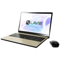【2017年10月19日発売】【送料無料】NEC15.6型ワイドノートPCLAVIENoteNEXT[Office付き・Win10]PC-NX750JAG(2017年10月モデル・グレイスゴールド)