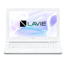 【2017年10月19日発売】【送料無料】NEC15.6型ワイドノートPCLAVIENoteStandard[Office付き・Win10]PC-NS630JAW(2017年10月モデル・エクストラホワイト)