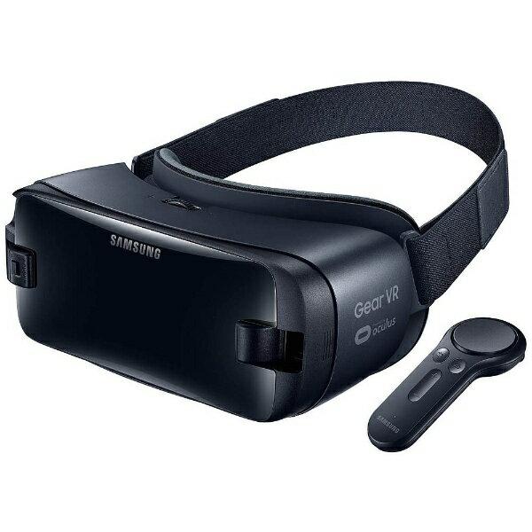 【送料無料】 SAMSUNG Galaxy Note8 / S8 / S8+ / S7 / S7 edge / Note5 / S6 edge+ / S6 / S6 edge用 Gear VR with Controller(New) SM-R325NZVAXJP