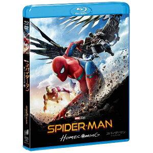 ソニーピクチャーズエンタテインメント Sony Pictures Entertainment スパイダーマン:ホームカミング ブルーレイ & DVDセット 【ブルーレイ ソフト】