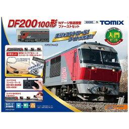トミーテック TOMY TEC 【Nゲージ】90095 DF200 100形Nゲージ鉄道模型ファーストセット