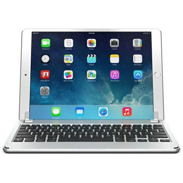 【送料無料】 BRYDGE 10.5インチiPad Pro用 ハードケース一体型Bluetoothキーボード(シルバー) BRY8001
