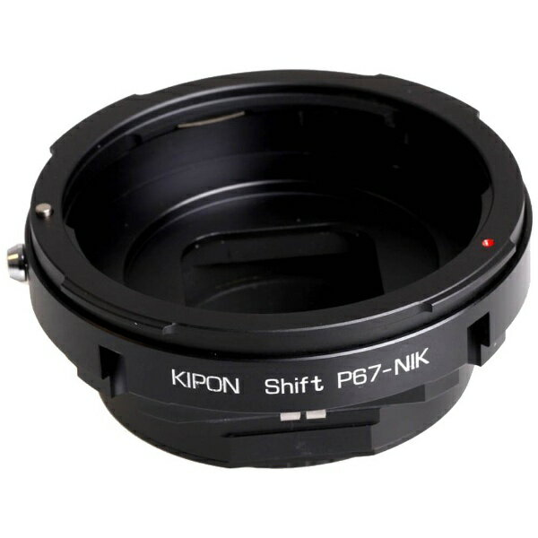 カメラ・ビデオカメラ・光学機器, カメラ用交換レンズ KIPON SHIFT P67-NIKF67SHIFTP67NIK