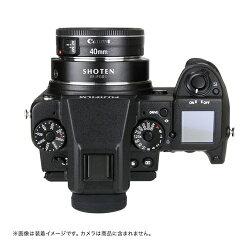 【送料無料】SHOTENSHOTEN電子接点付きマウントアダプター(キヤノンEFレンズ→富士Gマウント)EF-FG01