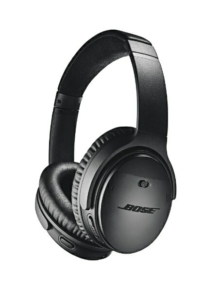 オーディオ, ヘッドホン・イヤホン BOSE QUIETCOMFORT 35 WIRELESS HEADPHONES II QUIETCOMFORT35II Bluetooth QUIETCOMFORT35IIBLK