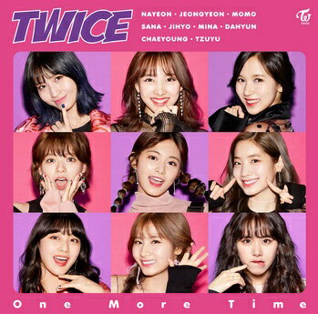 ソニーミュージックマーケティング TWICE/One More Time 通常盤【CD】