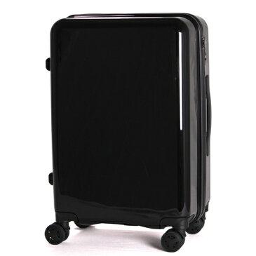 【送料無料】 アマダナタグレーベル TSAロック搭載スーツケース amadana TAG label ハードジッパー AT-SC11M メタリックブラック 【ビックカメラグループオリジナル】
