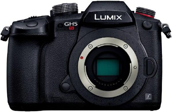 デジタルカメラ, ミラーレス一眼カメラ  Panasonic DC-GH5S-K LUMIX GH5S DCGH5SK