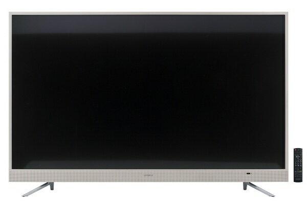 AIWA TV-55UF10 [55V型 / 4K対応] 地上・BS・110度CSデジタル 4K対応 液晶テレビ TV-55UF10