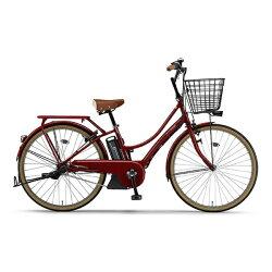 【2018年01月22日発売】【送料無料】ヤマハ電動アシスト自転車(シティタイプ)[26インチ]【配送】