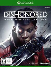 ベセスダソフトワークス Bethesda Softworks Dishonored: Death of the Outsider【Xbox Oneゲームソフト】