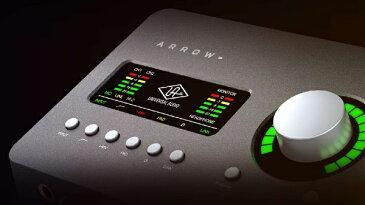 【送料無料】 UNIVERSALAUDIO USB-Cオーディオインターフェース[Mac/Win] Arrow
