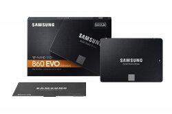【2018年2月上旬】【送料無料】SAMSUNG内蔵SSD500GB[2.5インチ・SATA]SSD860EVOベーシックキットMZ-76E500B/IT