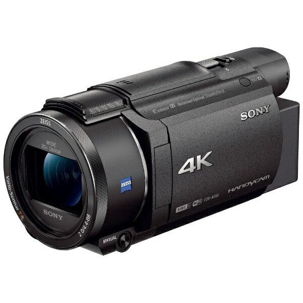 デジタルビデオカメラ「FDR-AX60」
