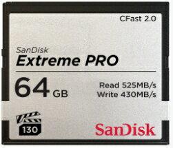 カメラ・ビデオカメラ・光学機器, その他  SanDisk CFast ExtremePRO SDCFSP-064G-J46D 64GBSDCFSP064GJ46D