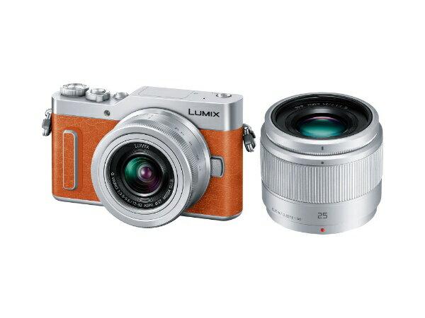 デジタルカメラ, ミラーレス一眼カメラ  Panasonic DC-GF10W-D LUMIX GF10 DCGF10W