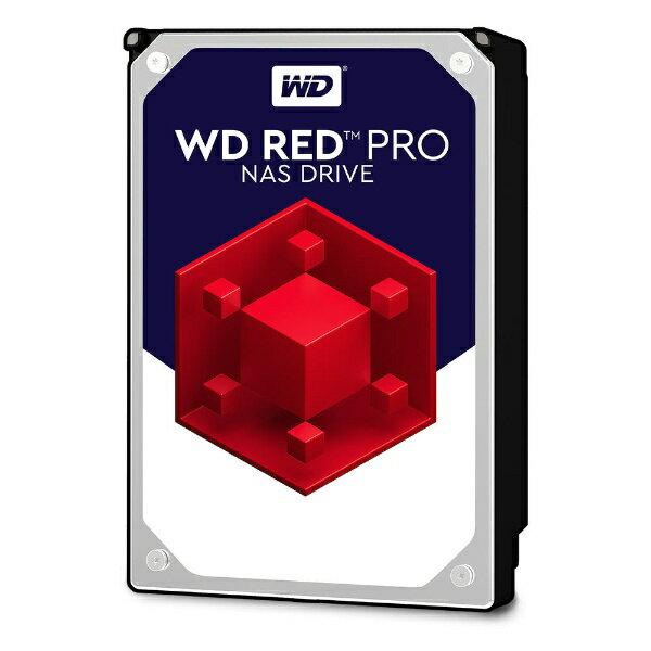 6f3322c40cbc2d 【送料無料】 WESTERNDIGITAL(ウエスタン 【スマホエントリーでポイント10倍 8/15 23:59まで】内蔵HDD 10TB  バルク品[3.5インチ・SATA] WD RED PRO ...