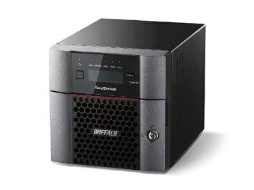 BUFFALO バッファロー ネットワークSSD(2ドライブ) TeraStation TS5210DF00502 [据え置き型 /512GB][TS5210DF00502]