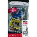 ラスタバナナ ポケット付きスマートフォン用防水ケース Mサイ