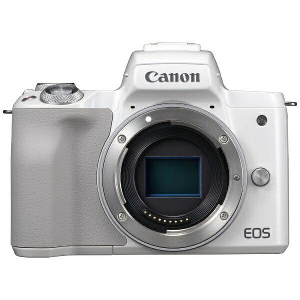 デジタルカメラ, ミラーレス一眼カメラ  CANON EOS Kiss M EOSKISSMWHBODY