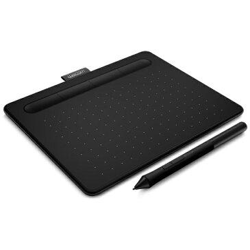 【送料無料】 WACOM ペンタブレット Intuos small ベーシック CTL-4100/K0 ブラック