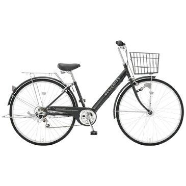 【送料無料】 アサヒサイクル 27型 自転車 ジオクロス276AB(パールブラック/外装6段変速) FV76AB【2018年モデル】【組立商品につき返品不可】 【代金引換配送不可】【メーカー直送・代金引換不可・時間指定・返品不可】