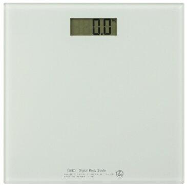 オーム電機 OHM ELECTRIC HBK-T100-W 体重計 [デジタル]