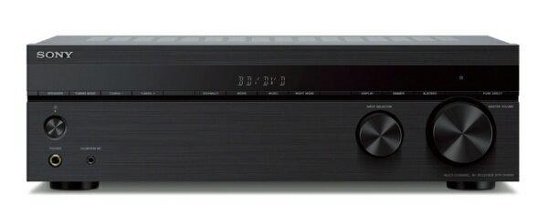ソニー SONY STR-DH590 AVアンプ マルチチャンネルインテグレートアンプ [ハイレゾ対応 /Bluetooth対応 /ワイドFM対応 /5.1ch][STRDH590]
