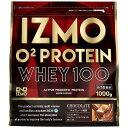 IZMO O2ホエイプロテイン チョコレート 1kg 製品画像
