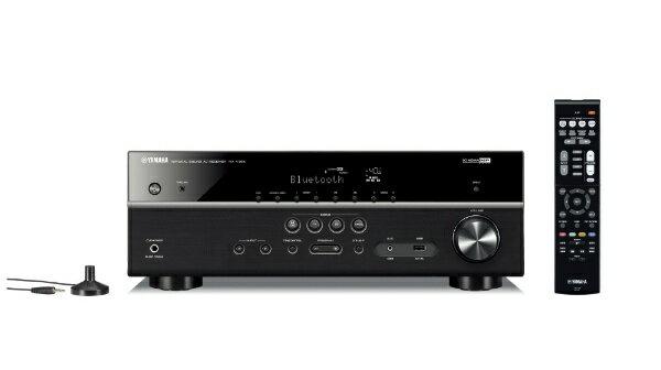 ヤマハ YAMAHA RX-V385B AVアンプ ブラック [ハイレゾ対応 /Bluetooth対応 /ワイドFM対応 /5.1ch][RXV385B]