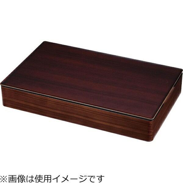 遠藤商事 TKG 和風ビュッフェ用プレート 耐熱ABS 1/1 木目 <NWA0305>