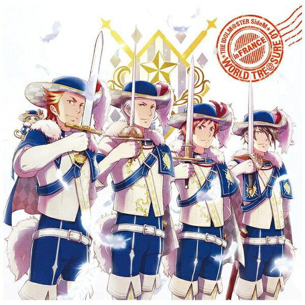 アニメソング, その他  Lantis CVCVCVCVTHE IDOLMSTER SideM WORLD TRESURE 01CD