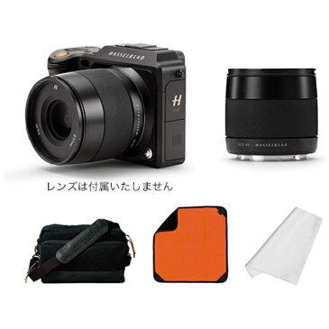 【送料無料】 ハッセルブラッド X1D エクスペリエンス・パッケージ(Black)/ミラーレス中判デジタルカメラ HJ3015026