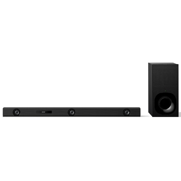 ソニー SONY ホームシアター (サウンドバー) HTZ9F [ハイレゾ対応 /3.1ch /Bluetooth対応 /DolbyAtmos対応][テレビ用スピーカー HTZ9F]
