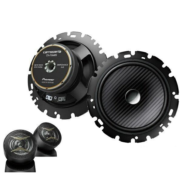 カーオーディオ, スピーカー  PIONEER 16cm2 TS-F1640STSF1640S