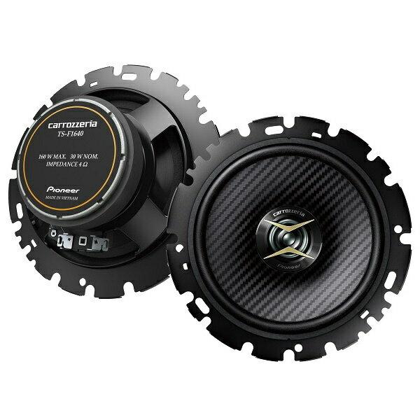 カーオーディオ, スピーカー  PIONEER 16cm2 TS-F1640TSF1640
